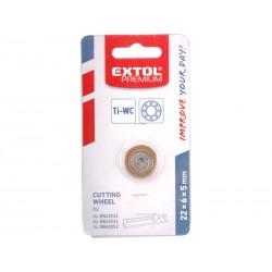 Řezací kolečko EXTOL 22x6x5mm