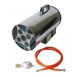 Horkovzdušná plynová turbína GGH 17 INOX GUDE