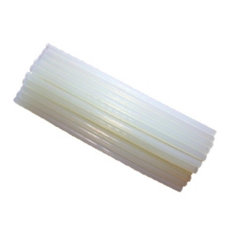 Tavná tyčinka 7x300 mm BÍLÁ - prodej po 1 kuse