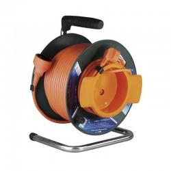 50 m - Prodlužovací kabel na bubnu 1x zásuvka 50 m DG-XZF01