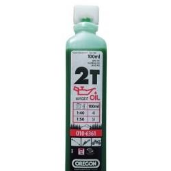Olej do benzinu pro 2takt zelený