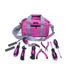 Sada nářadí pro ženy 28 dílů + přenosná taška